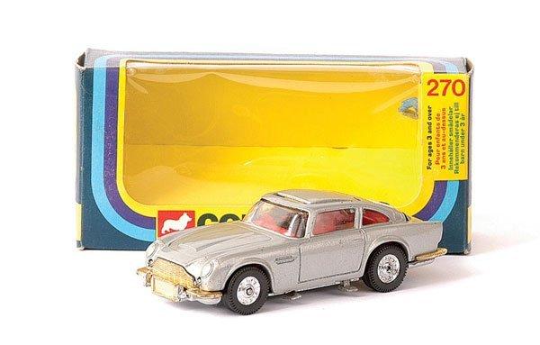 "3011: Corgi No.270 ""James Bond"" Aston Martin DB5"