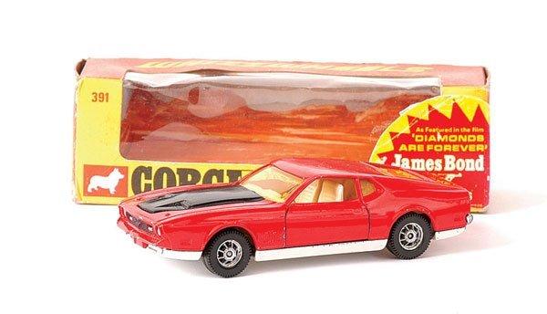 "3014: Corgi No.391 ""James Bond"" Ford Mustang Mach 1"