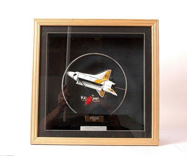 "3017: Corgi No.649 ""James Bond"" Space Shuttle"