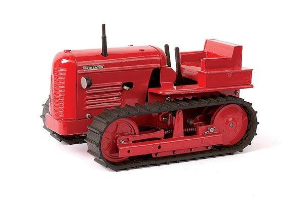 3352: Shackleton David Brown Crawler Tractor