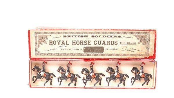 3: Britains-Set 2-Royal Horse Guards-1893 version