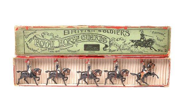 4: Britains-Set 2-Royal Horse Guards-1902 version
