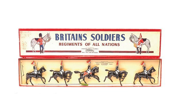 7: Britains-Set 2-Royal Horse Guards-1953 version