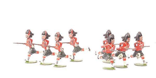 20: Britains-Set II-The Black Watch-1904 version