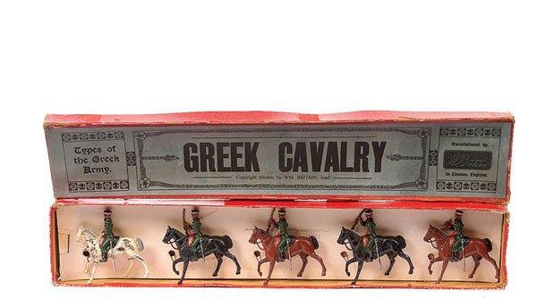 269: Britains-Set 170-Greek Cav-unconfirmed date