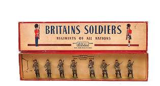 520 BritainsSet 2032Red Army Inf1954 version