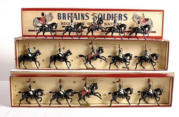 2002: Britains - From Set 2 - Royal Horse Guards