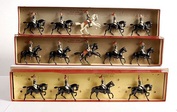 2004: Britains - From Set 2 - Royal Horse Guards