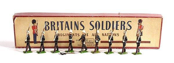 2009: Britains - From Set 35 - Royal Marines