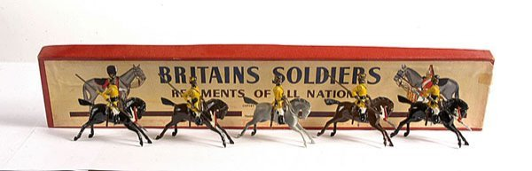 2012: Britains - From Set 47 - Skinner's Horse