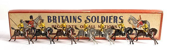 2013: Britains - From Set 47 - Skinner's Horse
