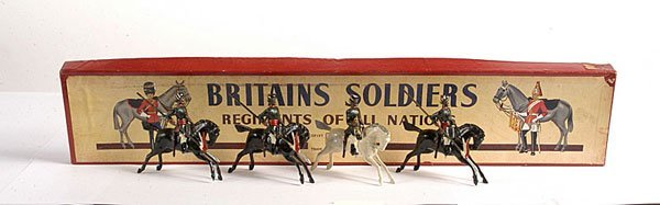 2014: Britains - From Set 66 -Indian 13th Lancers
