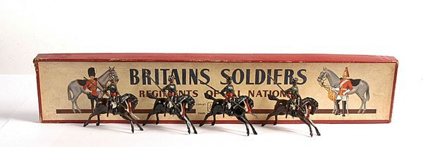 2015: Britains - From Set 66 - Indian 13th Lancers