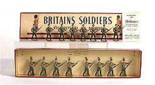 2067 BritainsFrom Set 2032The Red Army  Infantry