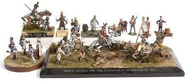 2270 Napoleonic DioramaGen Espagne at Essling 1809