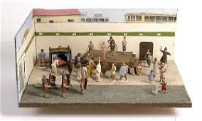 2289 Roman Diorama  Roman Slave Market