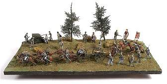 2298 Dioramas ACWConfederate Forces 1863