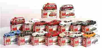 2413: Tomy - A Group of 16 Diecast Cars