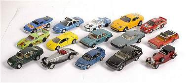 2834: A Large Mixed Group of Unboxed Diecast