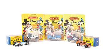 3572 Matchbox Superfast Walt Disney Vehicles