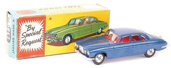 4007: Corgi No.238 Jaguar Mk.X