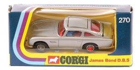 "Corgi No.270 ""James Bond"" Aston Martin DB5"