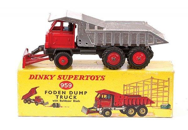 4156: Dinky No.959 Foden Dumper Truck