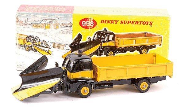 4157: Dinky No.958 Snowplough