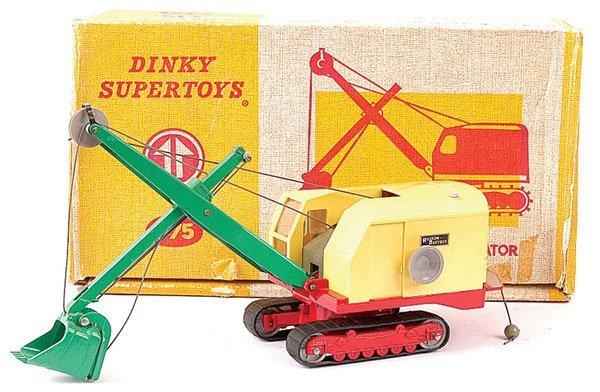 4159: Dinky No.975 Ruston Bucyrus Excavator