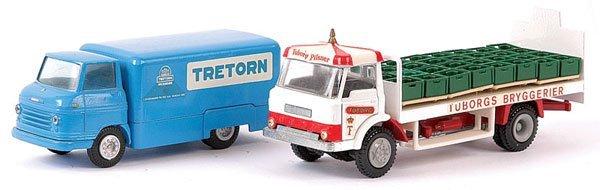 "4370: Tekno Promotional Truck ""Tretorn"" plus Others"