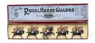Britains-Set2-Royal Horse Guards [1925 version]