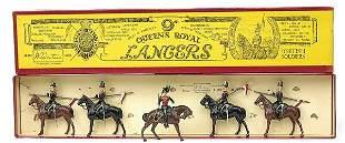 Britains-Set24-9th Lancers [Post war version]