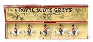 Britains-Set32-Royal Scots Greys [post 1925]