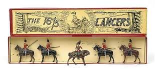 Britains-Set33-16/5th Lancers [Post war version]