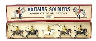 Britains-Set47-Skinners Horse [Post War version]