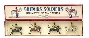 Britains-Set47-Skinners Horse [1960 issue]
