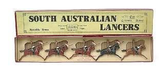 Britains-Set49-South Australian Lancers [1919]