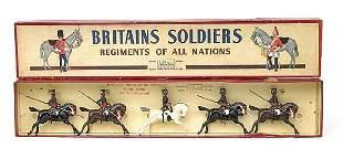 Britains-Set66-13th D.o.C`s Lancers [Post War]
