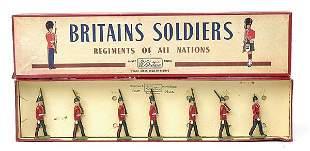 Britains-Set76-Middlesex Regt [Post War version]