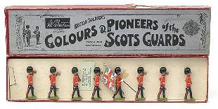 Britains-Set 82-The Scots Guards [1914 version]