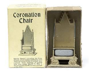 Britains-Set86D-Coronation Chair [1953 version]