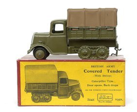 Britains-Set1433-Tender-Caterpillar [Post War]