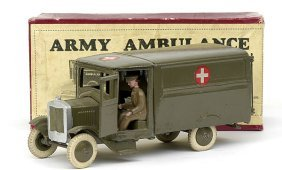 Britains-Set1512-Ambulance [1946/7 Issue]