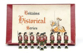 Britains-Set1519-Highlanders-Waterloo [Post War]