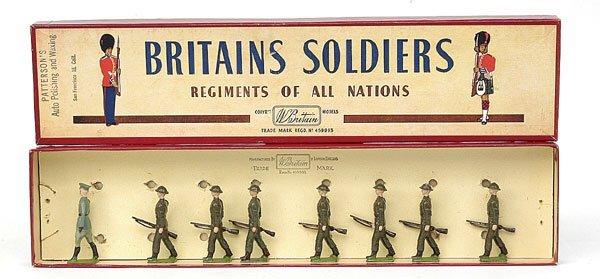 1099: Britains-Set1603-Irish Infantry[Post War]