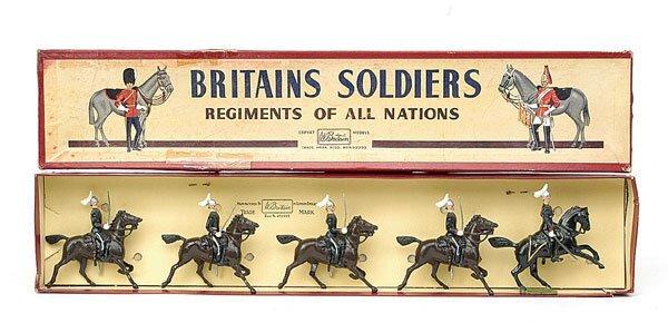 1101: Britains-Set1631-Governor Gens Hrs Gds [Post War]