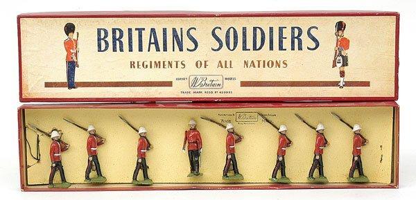 1102: Britains-Set1633-Princess Pats [Post War]