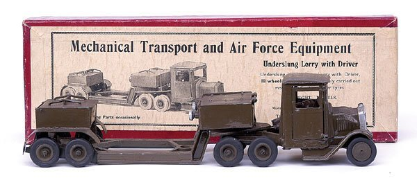 1103: Britains-Set1641-Underslung Lorry [1938 Version]