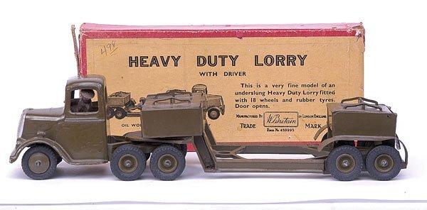 1104: Britains-Set1641-Underslung Lorry [1948 Version]