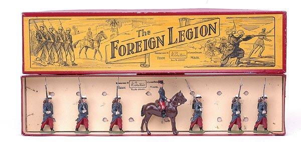 1108: Britains-Set1711-Foreign Legion [Post War]